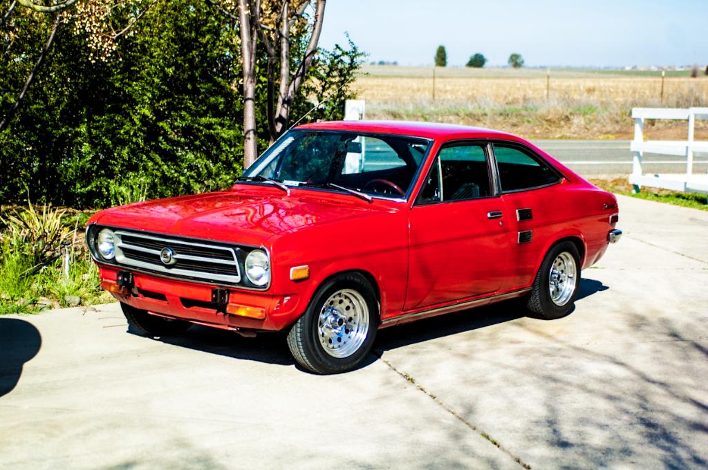 Mpg Toyota Corolla >> 1971 Datsun 1200 Coupe - Hypermiling