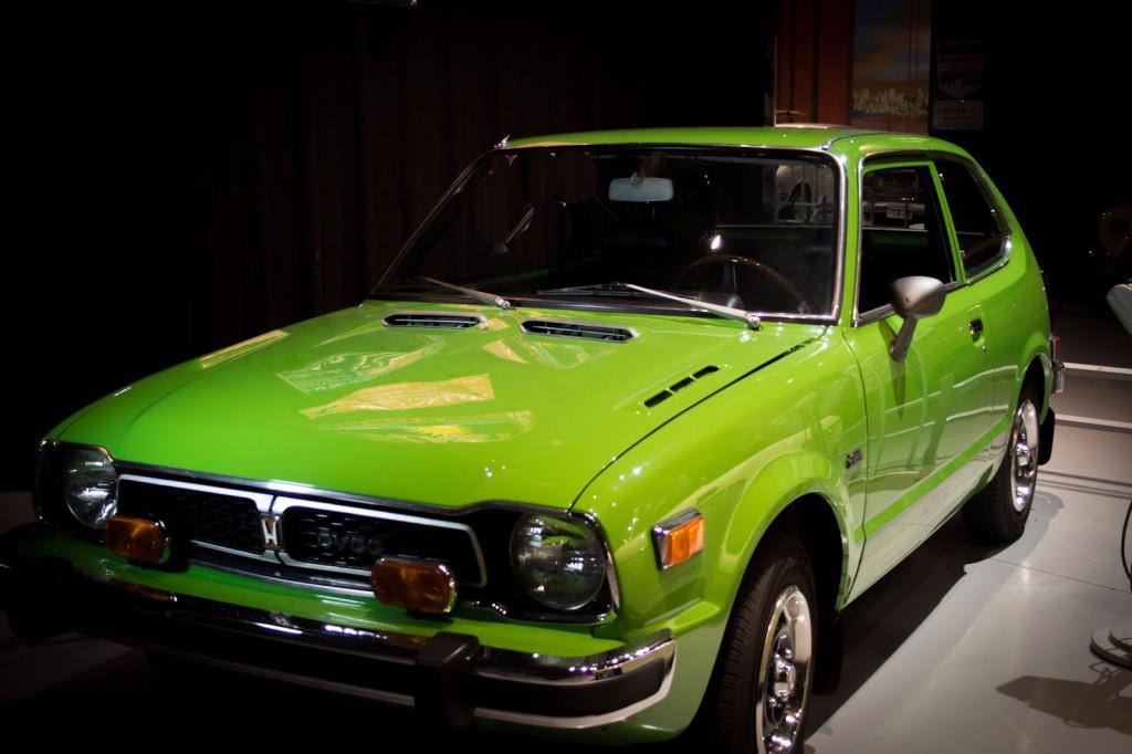 Revolutionary 1973 Honda CVCC - Hypermiling