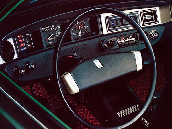 1971 Datsun 1200 Coupe Hypermiling