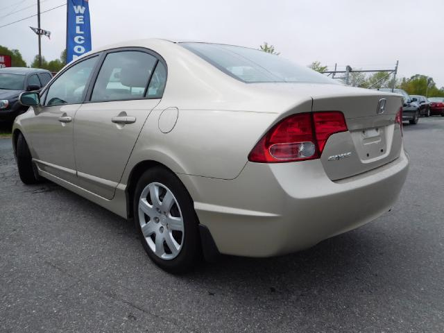2005 2007 Honda Civic DX 2dr Hatchback